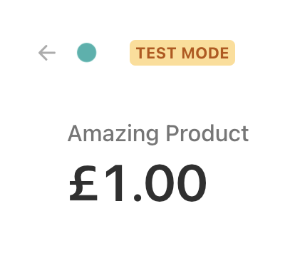 Image of Product Currency Checkout